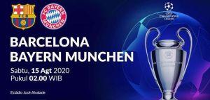 Liga Champions Malam Ini: Barcelona Vs Bayern Munchen