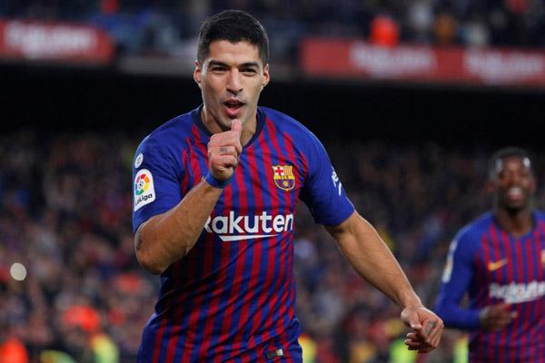 Kabarnya, Transfer Luis Suarez Sedang Dibahas