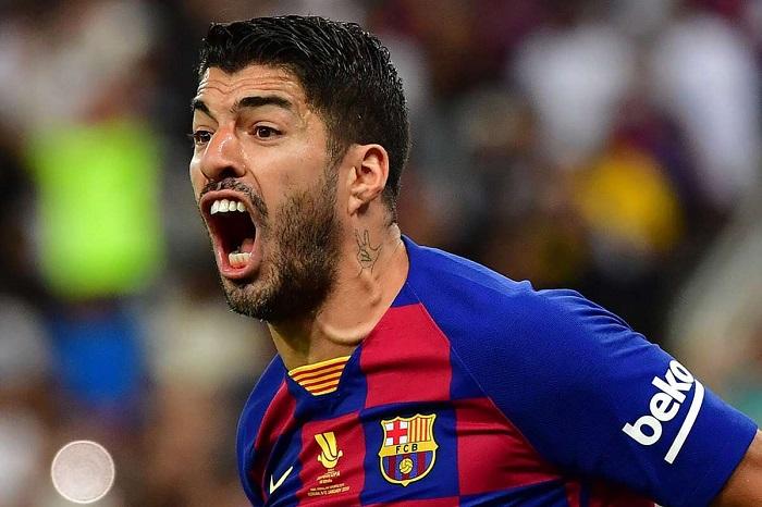 Man United Disarankan Angkut Suarez dari Barcelona