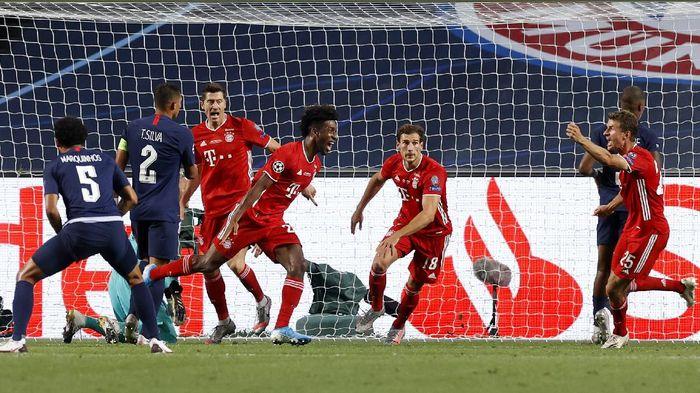 Bayern Munchen Juara Liga Champions