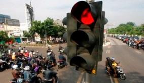 Traffic Light di Medan Bakal Dimerahkan Saat Peringatan Detik-Detik Proklamasi