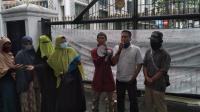 Aliansi Masyarakat Minang Kota Medan Sampaikan Petisi ke Gedung DPRD Sumut
