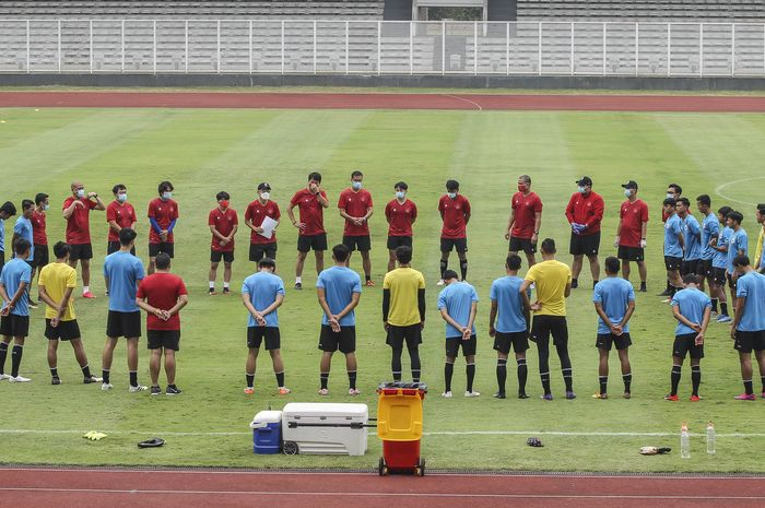 Piala AFC U-19 Ditunda, Timnas Indonesia Lanjutkan Latihan di Turki