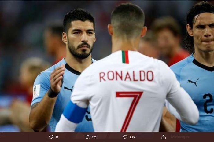 Suarez Sepakat dengan Juventus, Transfer Alakadarnya, Gaji Sepertiga CR7
