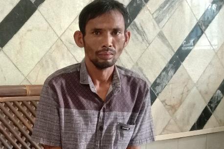 Diduga Dianiaya Oknum Polisi, Samsudin Laporkan ke Polisi