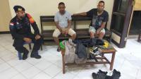 Lecehkan Istri Oknum TNI, Polisi Gadungan Diamankan Pakai Baju Brimob
