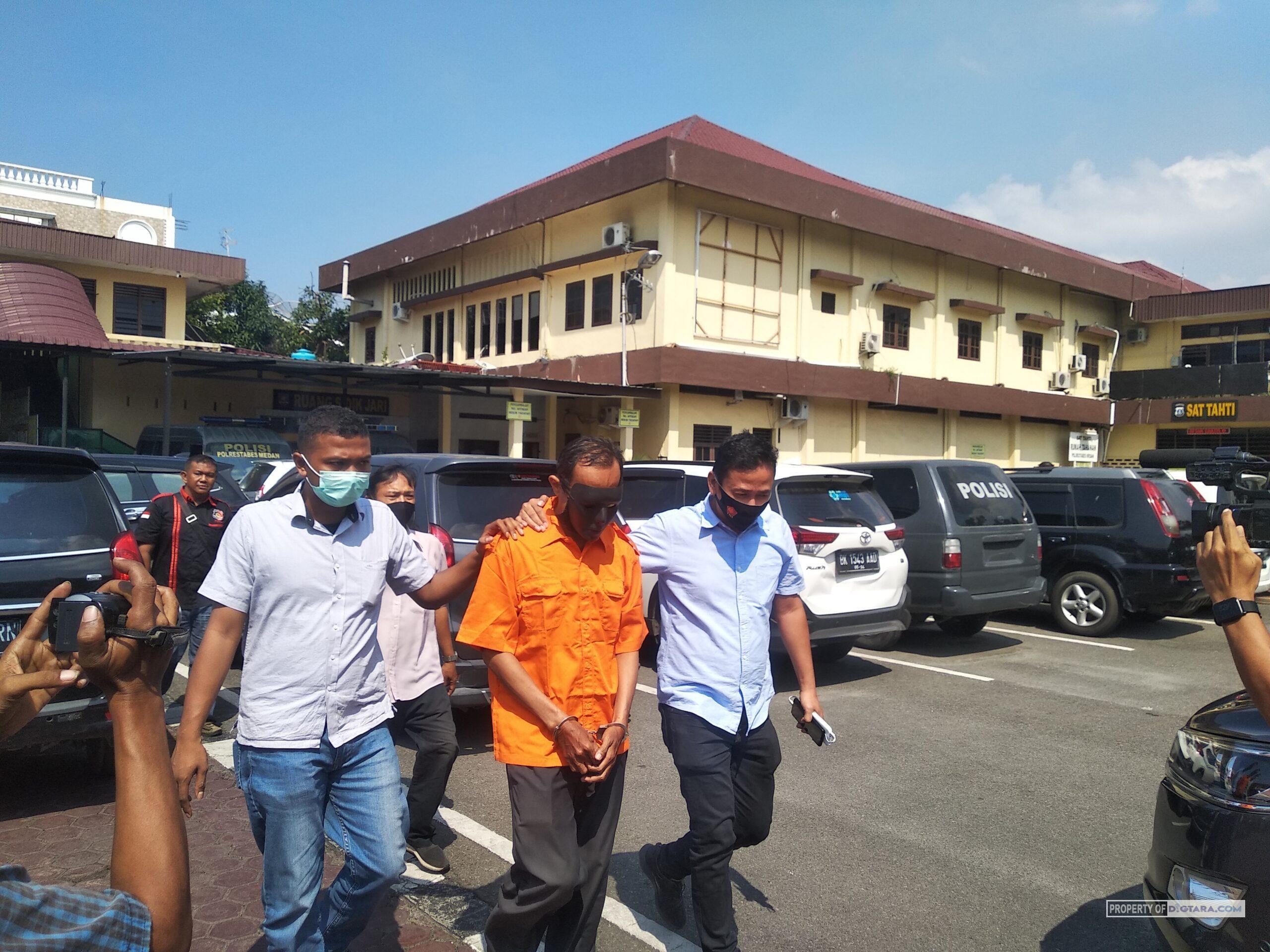 Manager Keuangan Kantor Pos Medan Jadi Tersangka