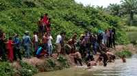 Dua Bocah SD Tewas Tenggelam di Waduk Kebun Kelapa Sawit