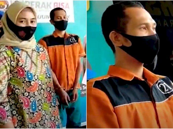 Duda Keren Ditangkap Kasus Begal Payudara 3 Wanita Katanya Dapat Bisikan Gaib