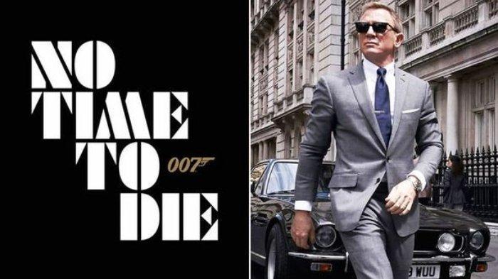Aksi Memukau Daniel Craig dalam Trailer No Time To Die