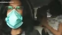 Video Viral! Mesum di Mobil, Penumpang Taksi Online Diusir di Tengah Jalan