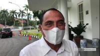 Edy Rahmayadi Kumpulkan Guru-Dokter Bahas Sekolah Tatap Muka Januari 2021