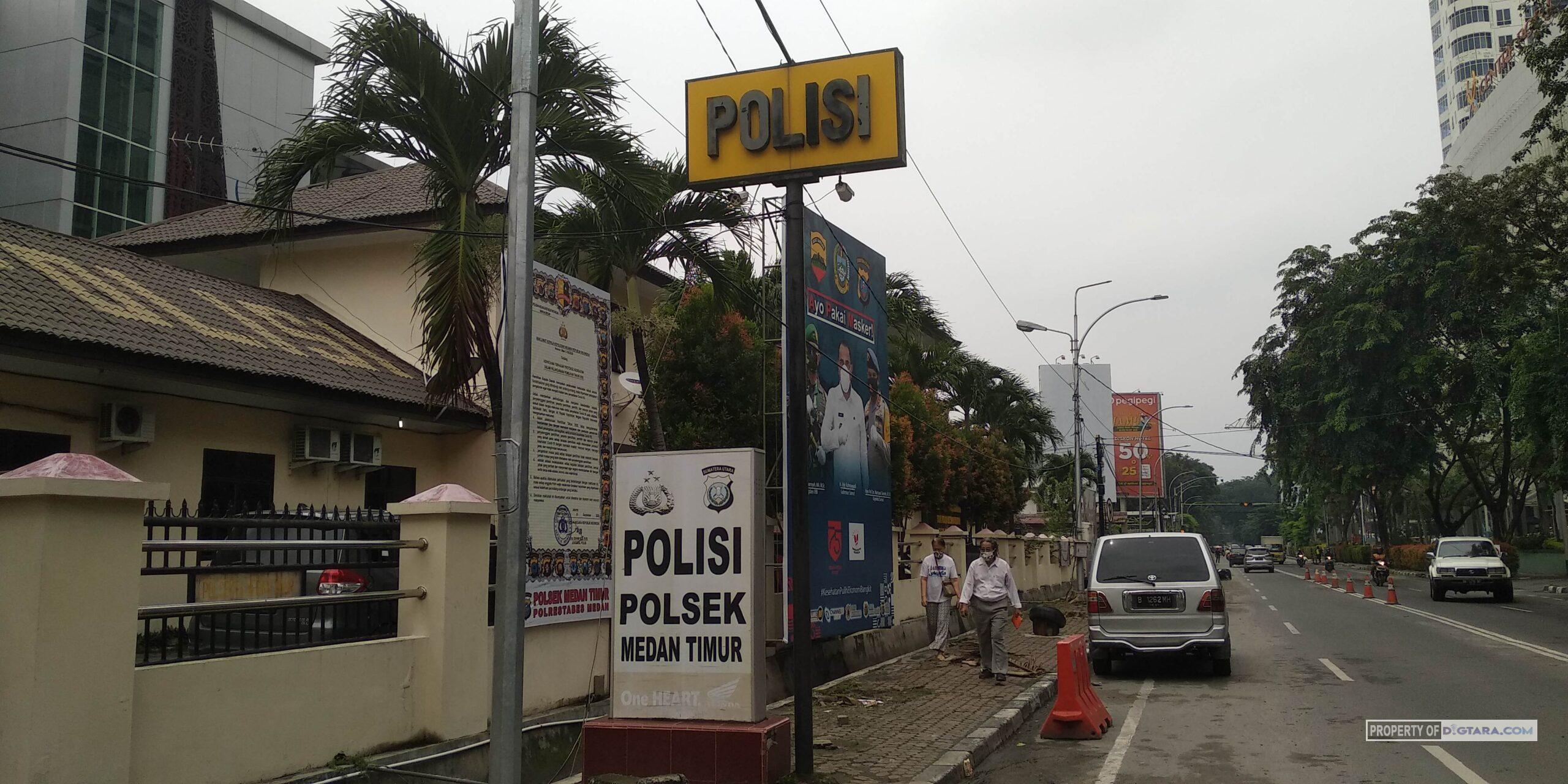 Kapolsek Medan Timur dan Anggotanya Diperiksa Propam Polrestabes Medan