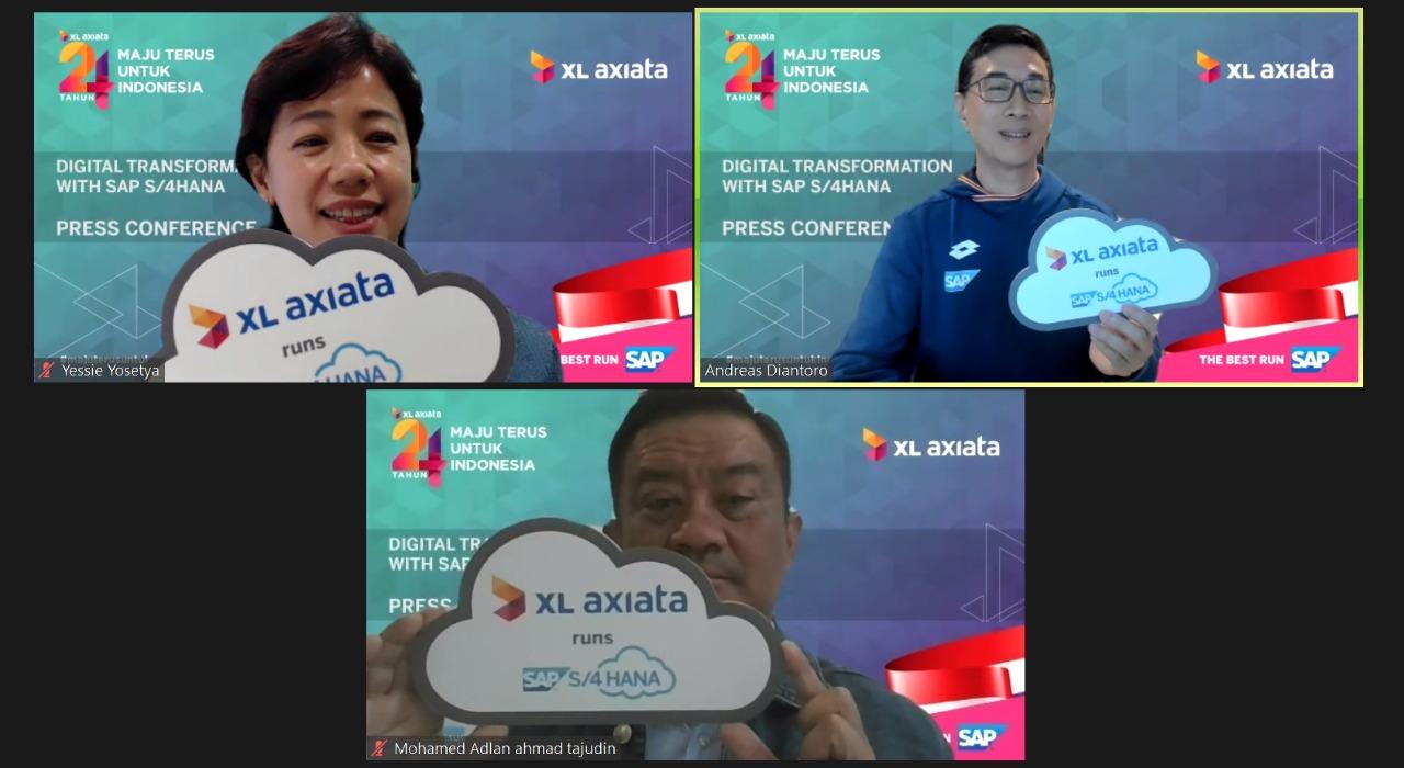 Ini Perusahaan Telekomunikasi Pertama di Asia Tenggara Gunakan SAP S/4HANA Cloud
