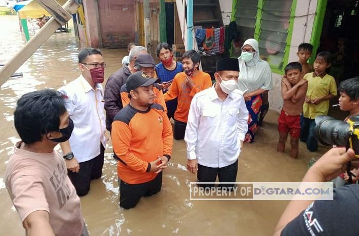 Salman Sebut Banjir di Medan Akibat Hutan Tak Diurusi