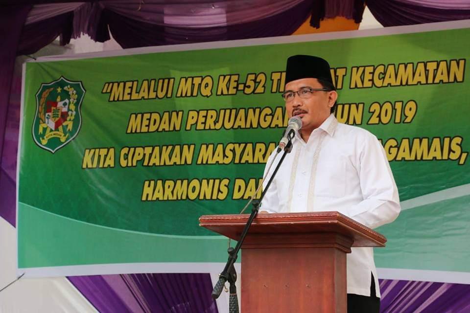Pembelajaran Tatap Muka, Disdik Medan Tunggu SKB 4 Menteri
