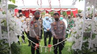Kapolda Sumut Resmikan Medical Check Up di Deli Serdang