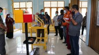 Tambang Emas Martabe Bantu SMKN 2 Batangtoru