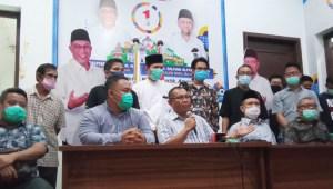 Dugaan Penggelembungan Suara di 3 Kecamatan, Akhyar-Salman Lapor Bawaslu