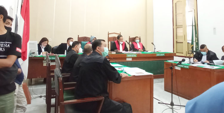 Kasus Suap Gatot, 14 Mantan Anggota DPRD Sumut Jalani Sidang Perdana