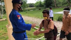 Bantu Daring Pelajar saat Pandemi Covid-19, Satpolair Polres Sergai Sediakan WiFi Gratis