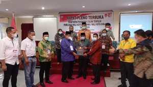 KPU Tetapkan Juliadi-Amir sebagai Wali Kota Binjai Terpilih