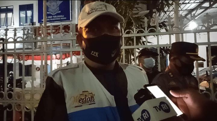 Terapkan PKM, Lokasi Kuliner dan Hiburan Malam Jadi Target Razia Gabungan