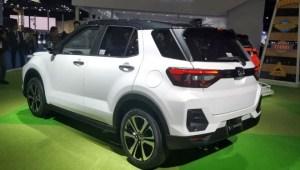 Ini Penampakan Versi Baru Daihatsu Rocky, Mesin Hybrid Ramah Lingkungan