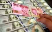 IHSG rupiah Dibuka Melemah, Rupiah Turun 0,16% ke Level Rp 14.420 per Dolar AS