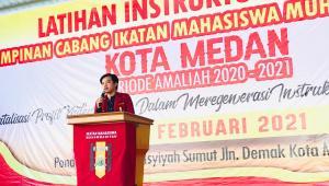 Apresiasi Pilkada Sukses, IMM Ajak Warga Medan BergandengTangan