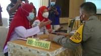 Kondisi Tubuh Tak Memenuhi Syarat, Bupati dan Wakil Bupati Langkat Gagal Divaksin