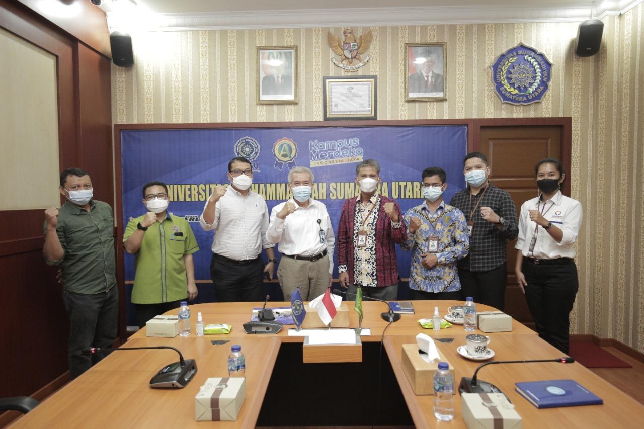 Ombudsman Ajak UMSU Awasi Pelayanan Publik
