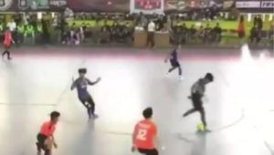 Turnamen Futsal Langgar ProkesViral, Kompolnas CecarPolda Sumut