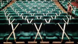 Tutup Karena Covid-19, Bioskop di Kota Kelahiran Jokowi Mulai Beroperasi Lagi