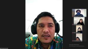 Nanda Nakhodai Kepengurusan Persma Teropong UMSU 2021/2022