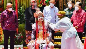 Jokowi Berharap Pariwisata