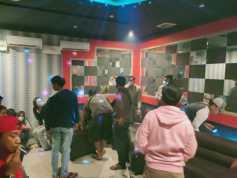 Pesta Narkoba di Lokasi Karaoke, 11 Pengunjung Diringkus Polisi. Ditangkap Pesta Sabu di Kisaran