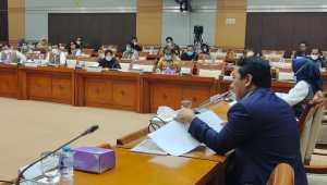 Anggota DPR RI Pertanyakan Penambahan Anggaran Karhutla Sebesar Rp1.084 Triliun