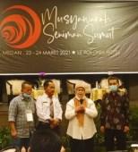 Gubernur Edy Peduli Pengembangan Budaya dan Kesenian di Sumut