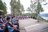 Menparekraf: Kearifan Lokal Dalam Pengembangan SDM Pariwisata Toba Itu Penting