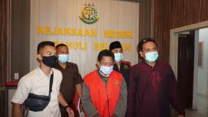 Dugaan Korupsi Dana Desa, Kejari Tahan Kades di Tapsel
