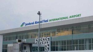 Nyepi, Bandara Ahmad Yani Tutup Penerbangan ke Bali