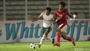 Ujicoba Lawan Tira Persikabo, Timnas U-23 Menang 2-0