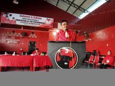 Sudah Jadi Kehendak Partai, Djarot: PSU Labuhanbatu Harus Dimenangkan