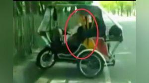 Polisi Usut Video Mesum 'Becak Goyang'