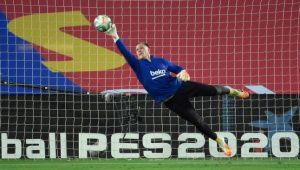 Final Copa del Rey Barcelona vs Athletic Bilbao: Ter Stegen Tak Dendam