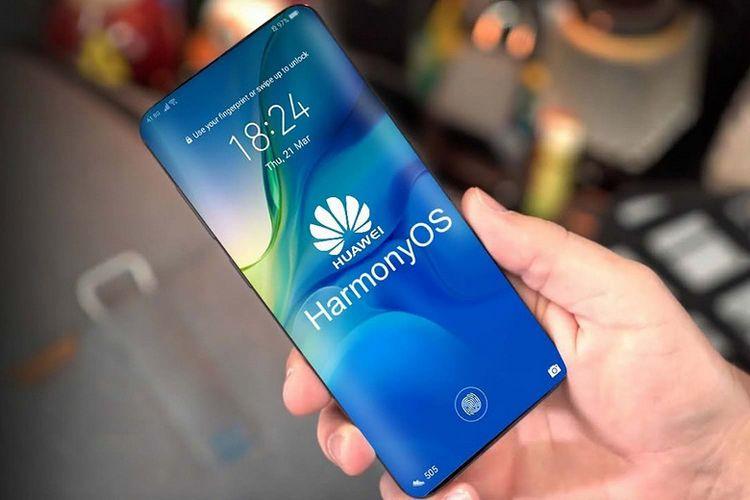 Tinggalkan Android, Huawei Siap Pakai Harmony OS Buatan Mereka Sendiri