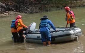Enam Hari Hilang, Tim Hentikan Pencarian Korban Hanyut di Langkat