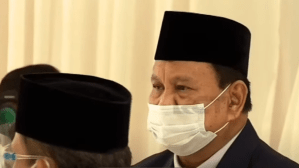 Prabowo Menhan