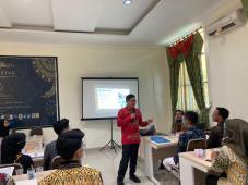 Dua Dosen UMSU Motivasi Finalis Duta Pendidikan Sumut